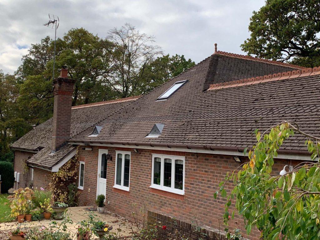 Bungalow with loft conversion